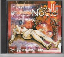 (GM53) Medulla Nocte, Dying From The Inside - 2000 CD