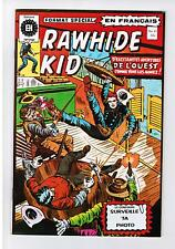 FRENCH COMIC FRANÇAIS EDITION HERITAGE  QUÉBEC RAWHIDE KID  #  44