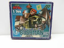 Dougram Combat Armor Takara 1/144 BUSHMAN H-102 Action Figure 07 Die Cast Boxed