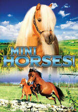 MINI HORSES - (Documentary) DVD - UK Compatible - sealed