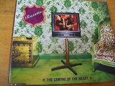 ROXETTE THE CENTRE OF THE HEART  CD SINGOLO MINT--