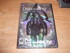 Darksiders II (PC DVD ROM, 2012 Limited Edition Game) Action Adventure NEW