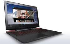 """Lenovo IdeaPad Y700-15ISK Gaming NB 15.6"""" i7-6700 2.60GHz 8GB 1TB 128GB GTX-960M"""