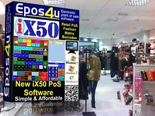 Epos iX50s Software Clothing,Footwear,Jewellery,sportswear,Garden Centre & More