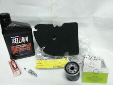 Kit de mantenimiento Piaggio MP3/X-Evo 125-filtros aire+filtro de aceite+aceite+