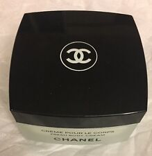 CHANEL CREME POUR LE CORPS FRESH BODY CREAM NEW! 5 OZ. LES EXCLUSIFS