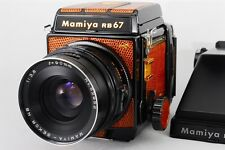 [MINT] MAMIYA RB67 PRO S Golden Lizerd 300 pieces of limitation from jp #164