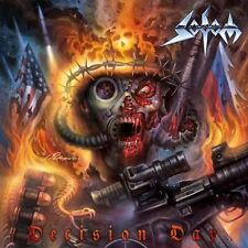 "SODOM ""Decision Day"" NEW CD 2016 Thrash Metal kreator destruction tankard havok"
