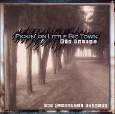 FREE US SH (int'l sh=$0-$3) NEW CD Pickin' on Little Big Town: Pickin' on Little