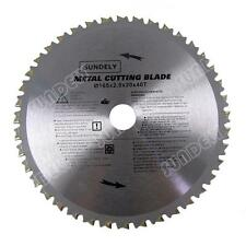 SUNDELY 165mm Professional Silver PMC Metal TCT Cutting Circular Saw Blades