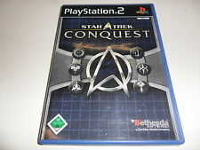 PlayStation 2  PS 2  Star Trek: Conquest