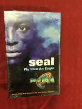 Seal Fly Like an Eagle Tale Cassette Single Space Jam Michael Jordan NEW Sealed