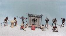 Pegasus Hobbies 1/48 California Mission Indians # 7004