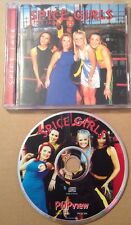 Spice Girls Spicy Talk UK Interview Cd 1997 Victoria Beckham Mel B C Geri Emma