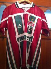 Unimed Fluminense Soccer Jersey FC Brazil Adidas #10 Size medium