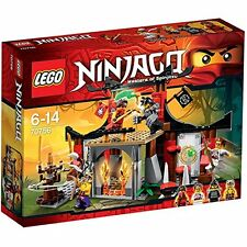 LEGO Ninjago Dojo Showdown 70756