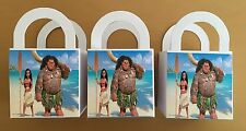 DISNEY MOANA BIRTHDAY Party Favor LOOT Treat 20 BOXES/ BAGS