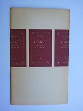 """VERCORS """" Le songe / Ce jour là """" Editions Pierre Seghers, 1949"""