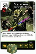 098 SCARECROW: Horror of Gotham -Uncommon- WORLD'S FINEST Marvel Dice Masters