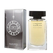 L'Instant De Guerlain Men's Cologne 4.1 / 4.2 oz / 125 ml EDT Spray New In Box
