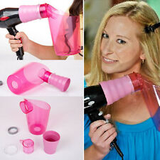 Magic Quick Home DIY Air Curler Dryer Attachment Curling Lady Hair Styling Tools