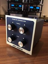 VINTAGE AUDIO RESEARCH PC-1C PASSIVE CROSSOVER GOLD FACEPLATE