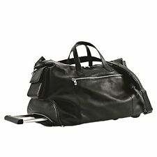 Piquadro Modus Black Wheel-on travel/duffel bag BV1110MO/N
