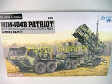 1/35 PATRIOT Surface-to-Air Missile System PAC-1  w/ M983 HEMTT Tractor  Dragon