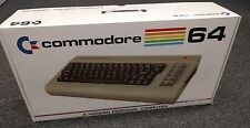 ** Commodore USA C64x Barebones w/Original Box, USB Keyboard, etc (C64) - NEW