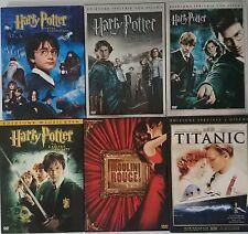 LOTTO DVD FILM 62 DVD ORIGINALI DA COLLEZIONE PRIVATA PERFETTI COME NUOVI
