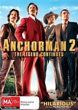 Anchorman 2 - The Legend Continues (DVD #0625)