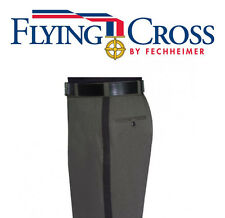 FLYING CROSS T-1 POLY WOOL SHERIFF UNIFORM PANTS CASTILLIO GREY w/ STRIPE 38x31