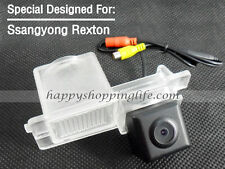 Back Up Camera for Ssangyong Rodius Rexton Stavic Kyron Actyon Rear View Reverse
