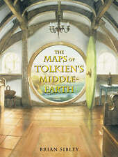 Lord of the Rings -The Maps of Tolkien's Middle-Earth:  by Brian Sibley...