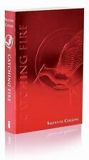 Catching Fire (The Second Book of The Hunger Games): Foil Edition-ExLibrary