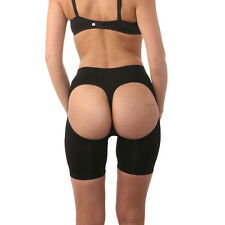 Sin costuras Nalgas Push up Aumentador Trasero Lifter Body corto Faja Reductora