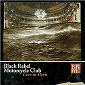 Black Rebel Motorcycle Club - Live in Paris 2 CD + DVD + EXTRAS NEW SEALED
