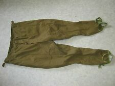 New Russian Soviet Army Soldier Uniform Cotton Pants Breeches USSR 56-4 XL