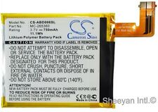 "Amazon Kindle 4 6"" Model D01100 Battery For MC-265360"