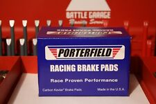 Porterfield R4S Street/Track day Brake Pads (AE86 Rear Pair)