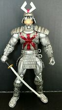 "Marvel Universe Silver Samurai 3.75"". Loose MINT Display Figure. #2"