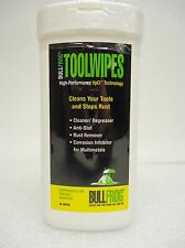 (NEW) BULLFROG / Cortec 94008 VpCI Tool Wipes