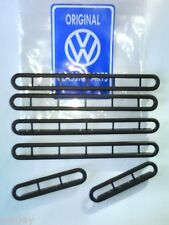 MK1 GOLF GTI CADDY CABRIO JETTA MK1 DASH VENT TRIMS NEW GENUINE VAG PARTS