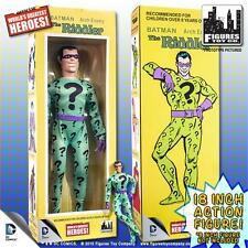D.C. COMICS  RIDDLER ; RETRO MEGO 18 INCH ACTION FIGURE, FIGURES TOY CO MISB