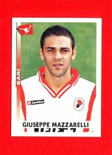 CALCIATORI Panini 2000-2001 - Figurina-sticker n. 33 - MAZZARELLI - BARI -New