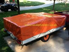 RAPIDO CONFORTMATIC FOLDING CAMPER TRANSIT COVER.