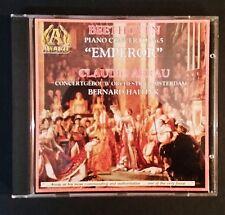 CD - Beethoven Piano Concerto No 5 Emperor - Claudio Arrau - Bernard Haitink