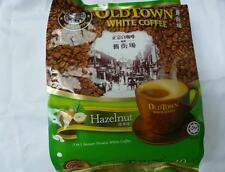 OLDTOWN White Coffee 3 in 1 Hazelnut 15 Satchets + Free Cafe21 Free Shipping