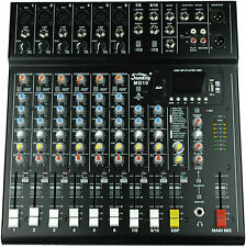 Soundking MG10 10 channel mixer with effects and USB