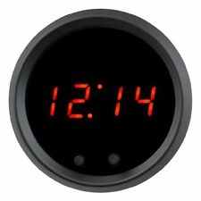 Automotive LED Digital Clock in all colors! Specify with order.